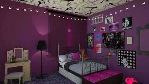 Scene Room - Bedroom - by Gab71892