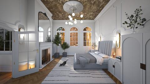 ceiling - by RamonaGilia
