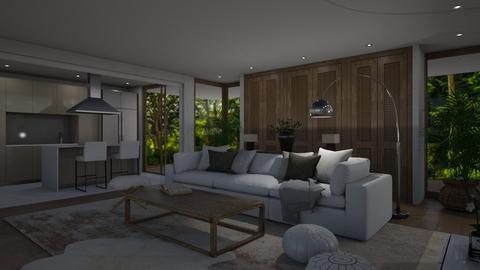 BB - Living room - by AmbianceG