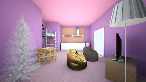 Dream Bedroom - Eclectic - Bedroom  - by bhollz