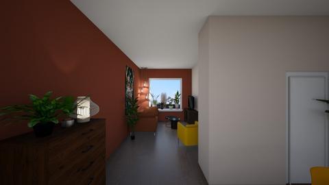 eigen huisje maybe - Living room  - by Ciskaa
