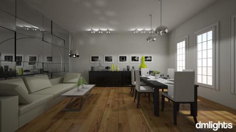 Test room - Living room - by DMLights-user-1089881