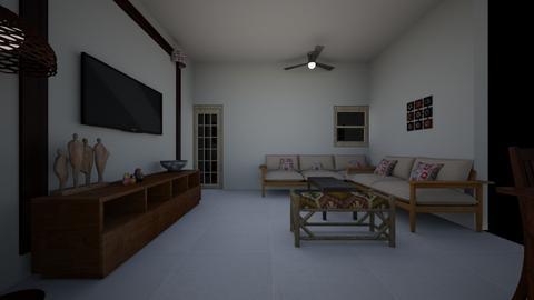Living Room 1 - Living room  - by pratibharoom