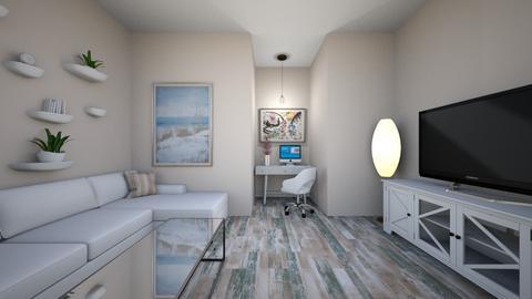 Mode - Classic - Living room  - by Twerka