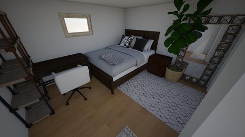 Bedroom - Bedroom - by qh13