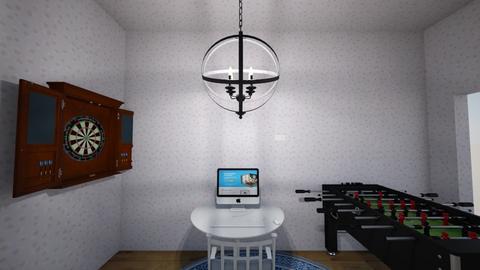 office size - Vintage - Office  - by izabella spark