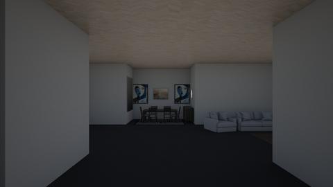 MODULE 4 - Living room  - by RhenV