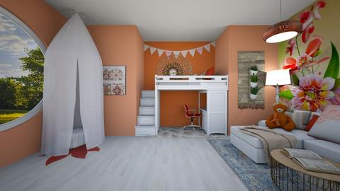 kids room competition  - Kids room  - by Feeny