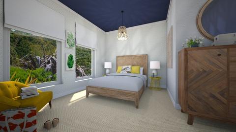 Bedroom - by KellyJR