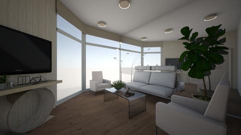 Minimal Living Room - Minimal - Living room  - by timeandplace