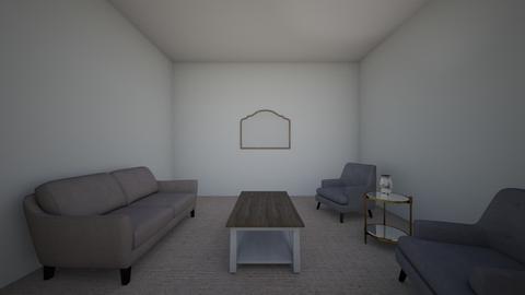 Informal - Living room  - by hshoo7525