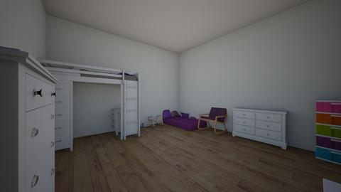 Amanda Ng  - Bedroom  - by Mandy Pandy