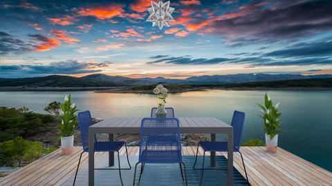 Outdoor Deck Platform  - Eclectic - by RGOSCH8