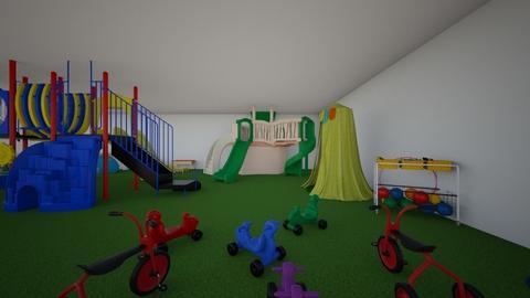 playroom - Kids room  - by maja198