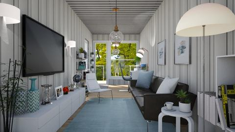 Container home - by milyca8