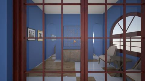 Final4 - Living room  - by ahmed1234