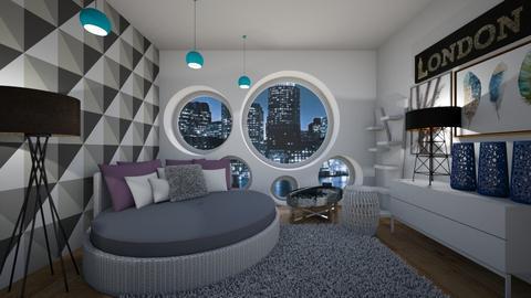 u - Bedroom - by kamiulloi