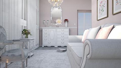 M_Greta - Eclectic - Living room  - by milyca8