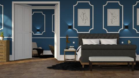 The New Classic - Modern - Bedroom  - by Claudia Correia