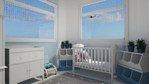 baby room - Kids room  - by Sara Flores