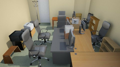 room44 - Eclectic - Office  - by Declan Walsh