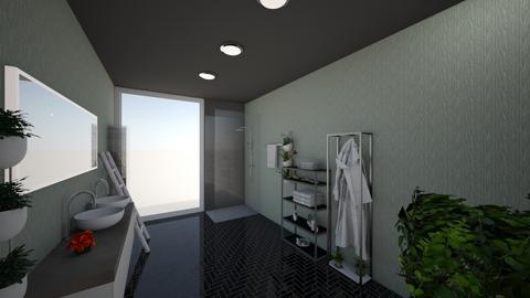 Bathroom1 - Bathroom  - by Jaimeartclub