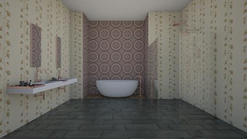 Dreamer - Classic - Bathroom  - by rcrites457