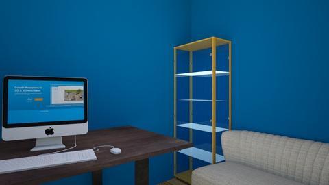 caja insonorizada - Modern - Bedroom - by aitorka98