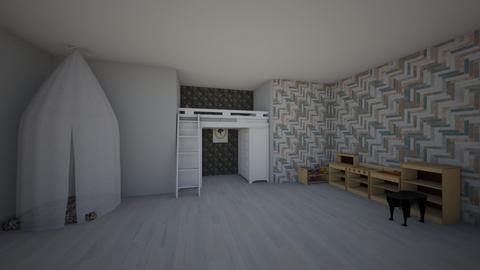 kids room remodel  - Kids room  - by starfire908