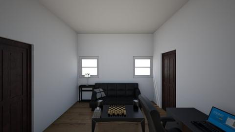 Violeta Espinosa Paz - Living room - by violeespinosapaz