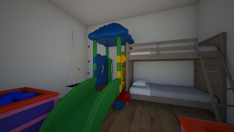 981 - Kids room  - by amongas
