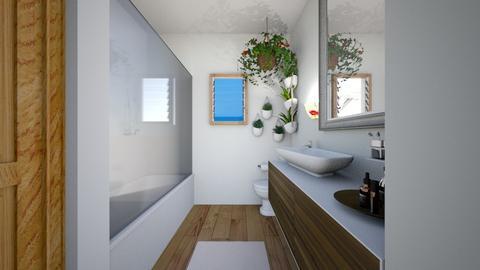Hawaii Beach House Bthrm2 - Bathroom  - by SammyJPili