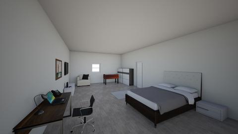 Ouassim477gamer_bedroom - Bedroom  - by Ouassim477