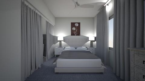 miniapartment301 - Bedroom  - by Architectdreams