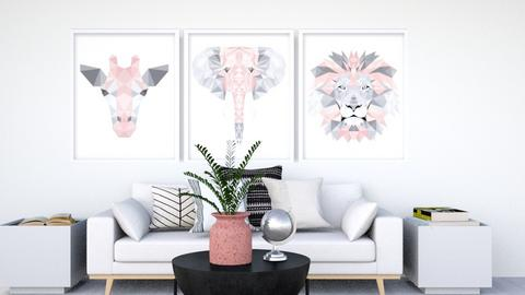 SimpleforAd - Modern - Living room  - by Meg_