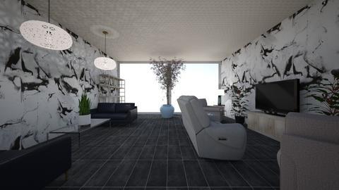 Tanner slatter - Living room  - by CCMS