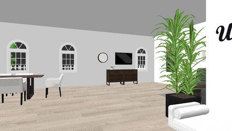 Beginning - Living room - by itsjuuline