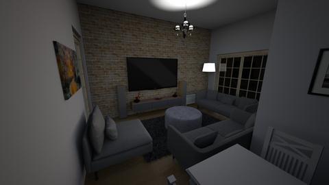 sonnnnn2 - Modern - Living room  - by filozof