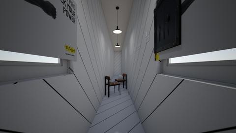 HallOfHall - Modern - Office  - by DGroverHorsley00