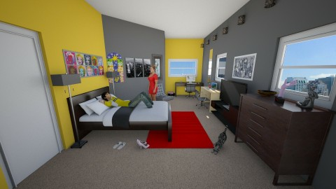 ReRa - Classic - Bedroom  - by Quen