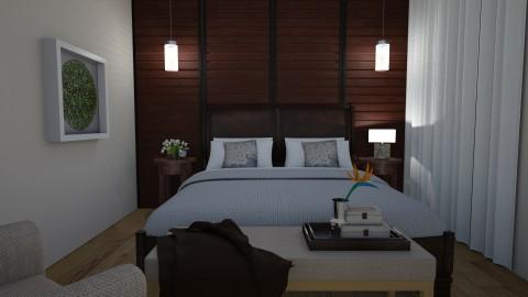 Bedroom - Eclectic - Bedroom  - by klmmorales