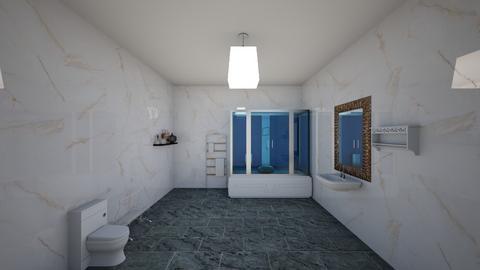 Bathroom - Modern - Bathroom  - by BaIIion