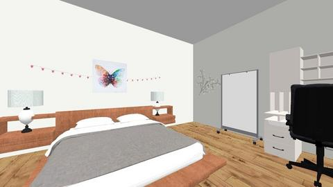 My Dream Room - Bedroom - by Hussay