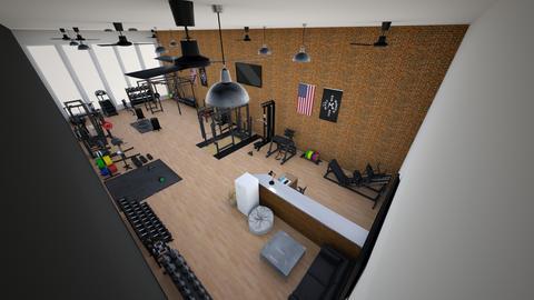 jakes gym - by rogue_9ef0c3d33c133c815a93cb4de3e1f