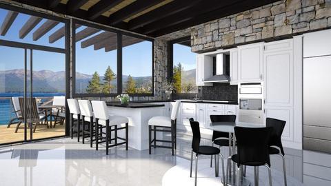 AV Kitchen 2 - Kitchen  - by Amyz625