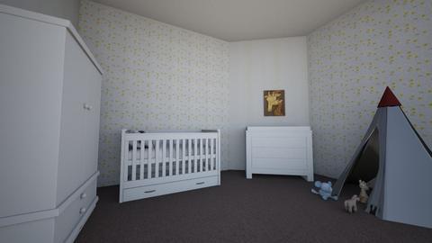 Cute Nursery - Modern - Kids room  - by Lexi _lulu