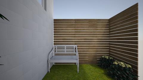 nnn - Garden  - by Architectdreams