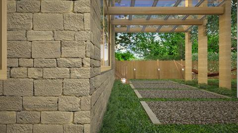 Bamboo outdoor - Garden  - by Christina8898