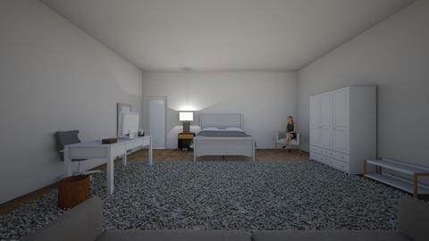 Alissa Lipscomb bedroom 2 - Bedroom  - by Alissa669