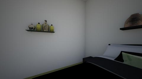 Jade - Modern - Bedroom  - by emilysdesigns